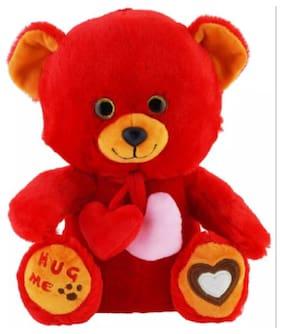 Oh Baby Red Teddy Bear - 10 cm