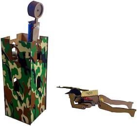 Army Kit Robotics DIY Kit Educational STEM Toys
