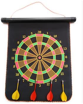 Arnav Magnatic Dart Board Game with 4 magnatic darts