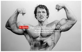 Arnold Motivational and Inspirational Quotes sticker