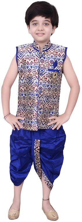 Arshia Fashions Kids Festive And Party Wear Sherwani For Boys
