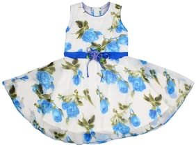 Arshia Fashions Party wear Baby Girls Frock Dress