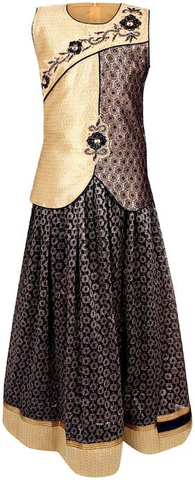 Arshia Fashions Girls Lehenga Choli Party Wear Ethnic Wear