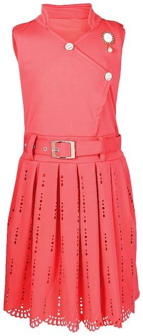 Arshia Fashions Girls Party Wear Frock Dress - GR297