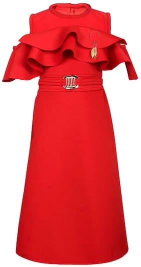 Arshia Fashions Girls Party Wear Dress