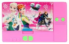 ASERA Frozen Character Plain Jumbo Pencil Box Bithday Return Gift for Kids