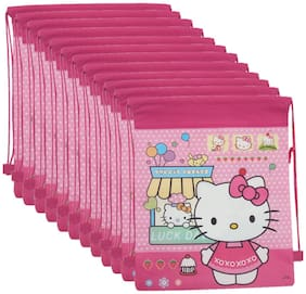 ASERA Hello Kitty Character Dori Bag Birthday Return Gift for Kids (Pack of 15 pcs)