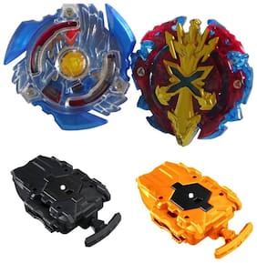Assemble Beyblade burst B-34 (Multicolor)