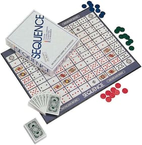 Assemble Hot Sales Sequences Board Game Suitable For 2-12 Players Game For All Family