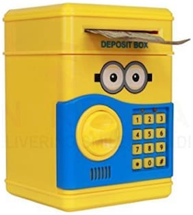 Atm Coin Bank For Kids