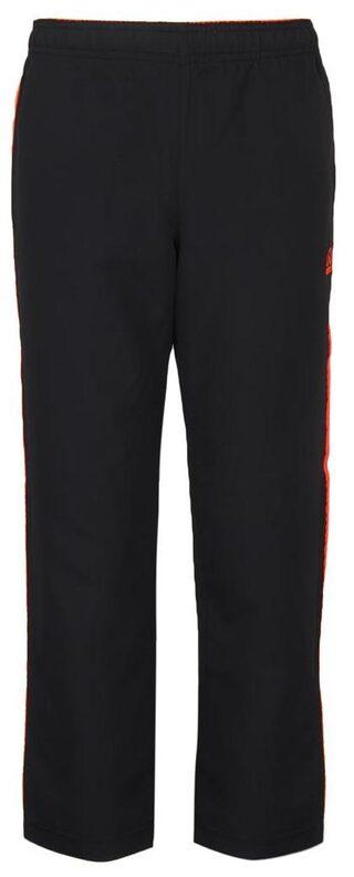 Aurro Sports Black Solid Boy's Track Pant