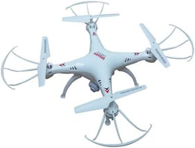 AUTHFORT 2.4 GHz 6-Axis Vision RC Drone / Quadcopter with Wifi FPV (Multicolor)