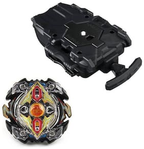 Authfort  Beyblade Z2 Blade Power with String Super Launcher  (Black)