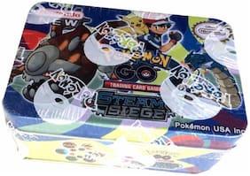 Authfort Pokemon TCG Collector Mini Tin 2017 Sealed Featuring Steam Siege EX (Multicolor)