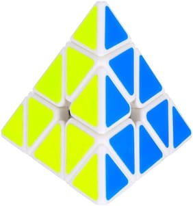 AUTHFORT Pyraminx Pyramid Speed Cube Puzzles (1 Pieces)