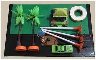 Automatic Street Light  School Science Exhibition Model , DIY Kit