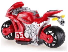 AV INT 1:8 Scale Remote Control Motorbike, 2.4G RC 4D Motor Motion Sensing Auto-Cycle