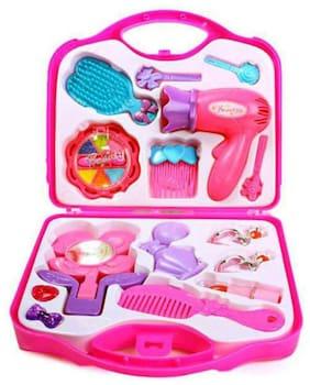 AV INT  Beauty Set for Girls, Pink