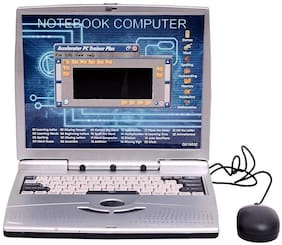 AV INT Elektra Laptops & Tablets Notebook Computer 22 Activities & Games Including Mouse For Kids