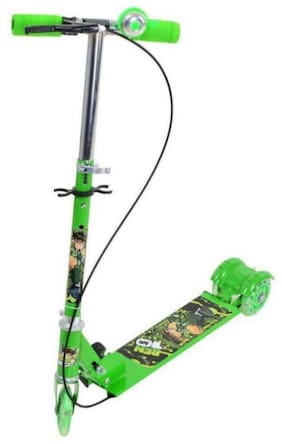 AV INT Green Scooter