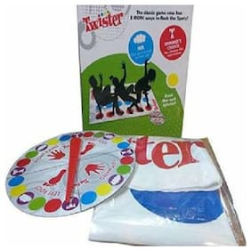 av int  Latest The Classic Game of Twister Floor Game Board Game