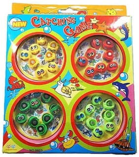 AV INT Plastic Catching Game