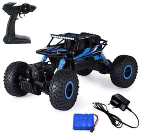 AV INT Remote Controlled 1:18 Scale Rock Crawler Monster Truck Hi Speed