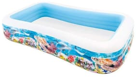 AV INT Swim Centre Tropical Family Pool, Blue
