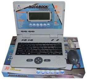 AV INT Treemz Educational & Learning Multi Skill Laptop with 30 activities ( Includes Adapter &