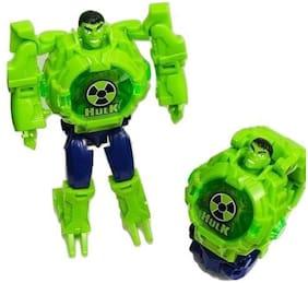 Avengers Watch - Deformation Watch - Robot Watch - Watch for Kids