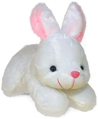 AVS White Teddy Bear - 26 cm