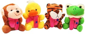 Awals Cuddle Buddies Soft Toys For Kids - 10 cm
