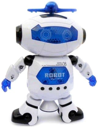 Azi Naughty Dancing Robot Toy With Space Suit