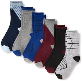 THE CHILDREN'S PLACE Boy Polyester Socks - Multi
