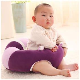 BABY CORN Cotton Baby Support Sitting Chair Car Cushion Sofa Plush Nursery Pillow