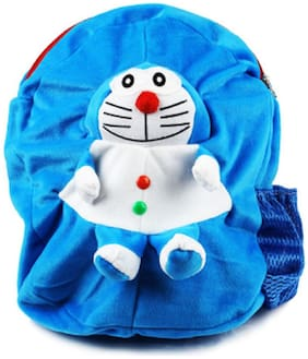 BABY CORN Doraemon Body Cute Kids Plush Backpack Cartoon Toy 11L Children's Gifts Boy/Girl/Baby/Student Bags Decor School Bag for Kids||B-01