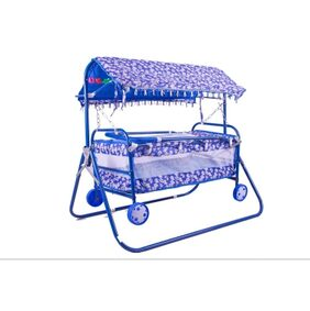 BABY CRADLE BLUE BY AND PRODUCTS