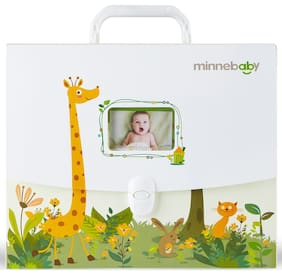 Baby Document Organizer, Baby Briefcase with 12 Folders and 12 Baby Monthly