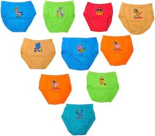 MRB Panty & bloomer For Baby girl - Multi , 10
