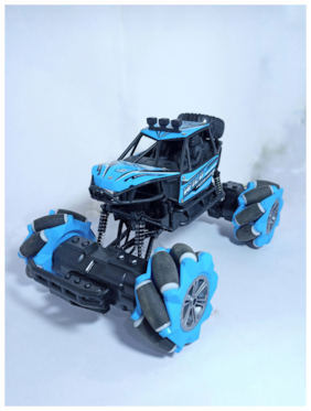 BABY KIDS ZONE Universal Drift Climbing Car Rock Crawler King 1:16 Scale Off-Road High-Speed Racing car;Lighting Electric Remote Control Car Toy for Kids