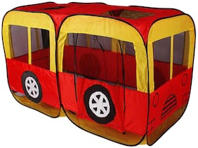 baby Pop Up Bus Shaped Tent House