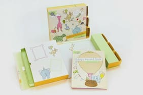 Baby's Keepsake: A Beautiful Memory Box To Keep All Your Baby's Treasures Safe