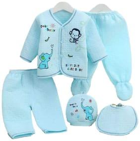 BABY SHOPIIEEE Unisex Gift set - Blue