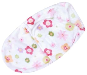 e5d74ae8826 Baby Swaddle Wrap Newborn Blanket Swaddling Sleeping Bag(Colorful flowers)