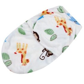 Baby Swaddle Wrap Newborn Blanket Swaddling Sleeping Bag