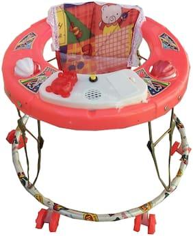 Baby Walker Red Musical For Kids
