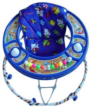 Baby Walker Blue Hello Kitty Walker