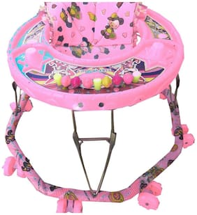 Baby Walker Pink Musical For Kids