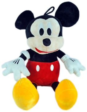 Babysid Collections Soft Toy Mickey Mouse Size : 33 x 20 x 45 cm