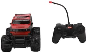 Babytintin Rock Crawler Monster Truck With Radio Controller heavy SUV